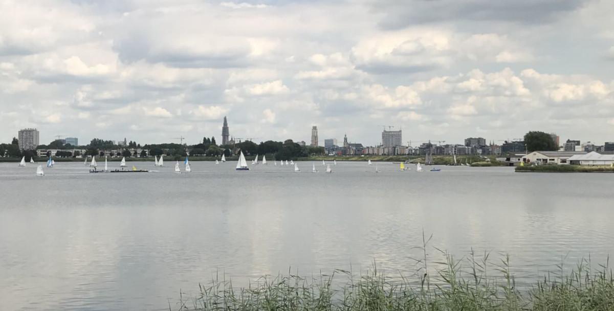 Fietsroutes in Antwerpen-Linkeroever - Galgeweel